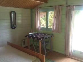 Le Chalet à Camping Maisonneuve